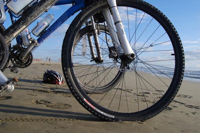 Bike wheels 3