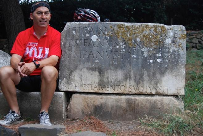 Me on Via Appia 3