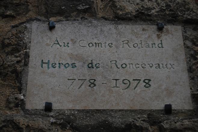 Roland Plaque