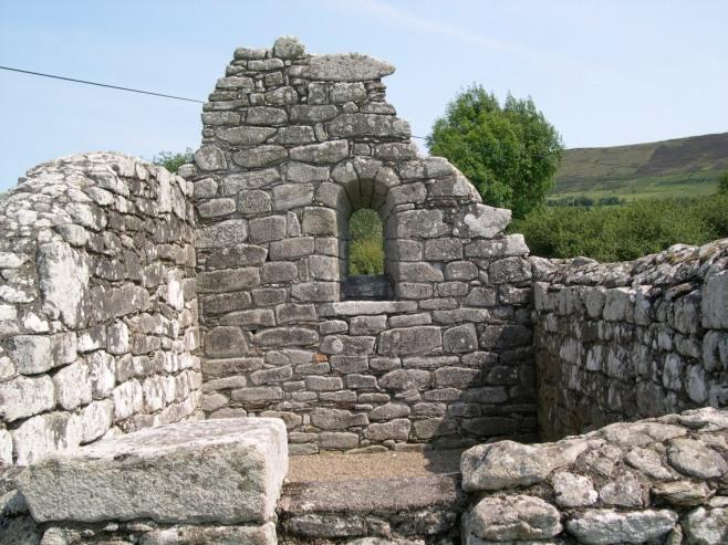 Ruins of Kiloughternane Church