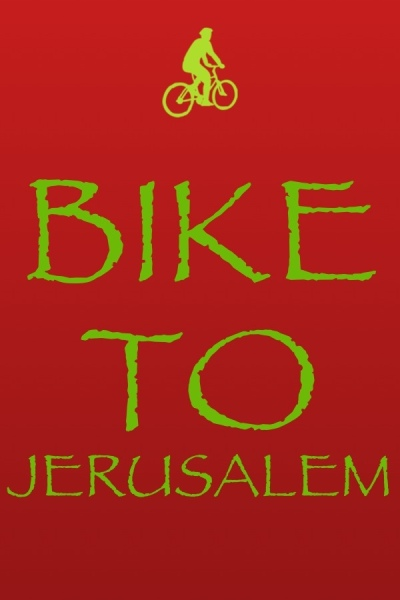 Bike to Jerusalem!