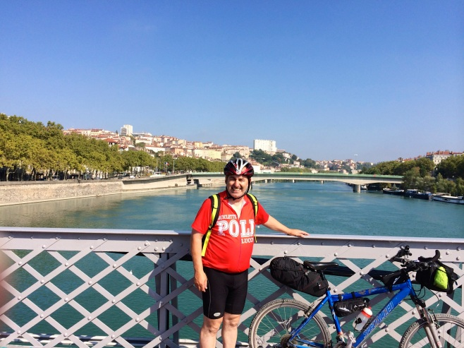 Cycle Dijon Lyon