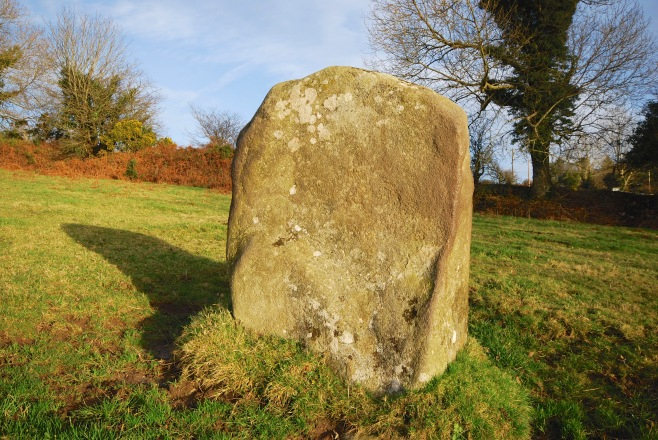 Standing Stone Rathgeran