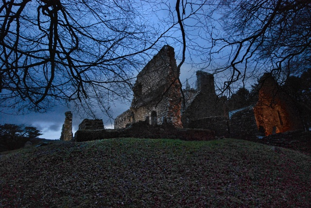 St Mullins Monastic site