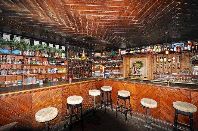 Osborne Bar in Rathanna
