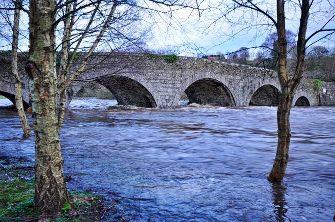 Kilcarry Bridge on the Slaney