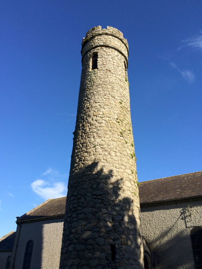 Castledermot Round Tower