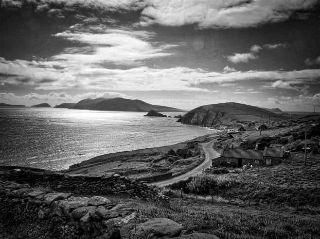 Dunmore Head and the Blaskets