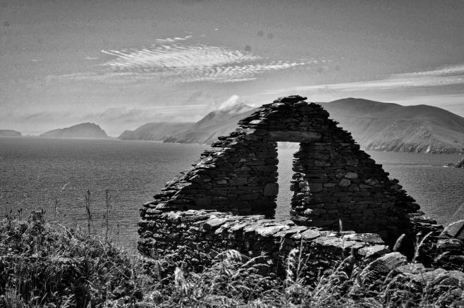 Ruins and Blaskets