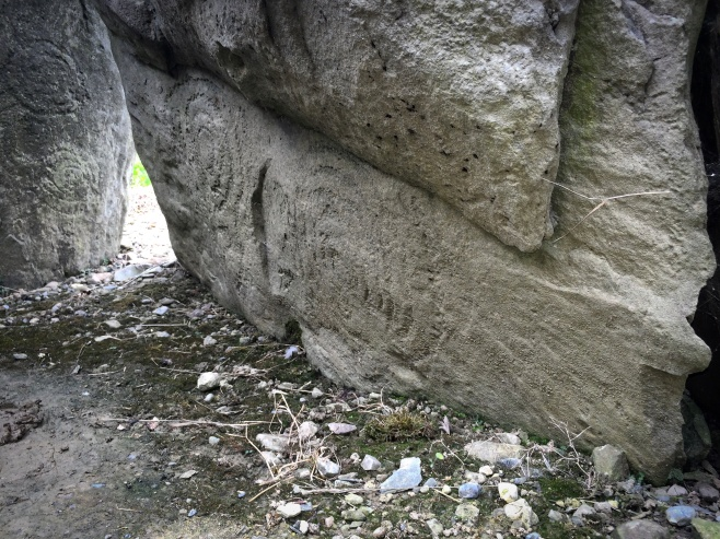 Knockroe Passage Grave