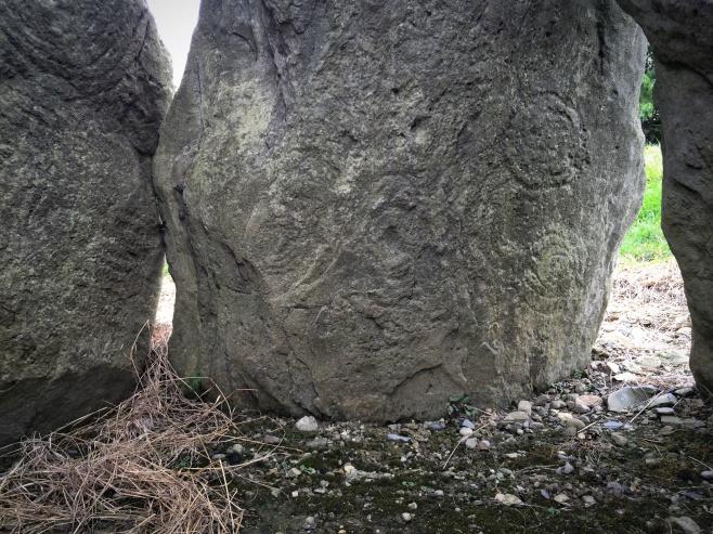 Knockroe Passage Grave2