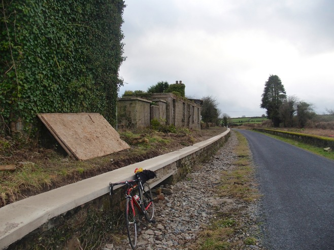 Waterford Greenway Disused Train Station